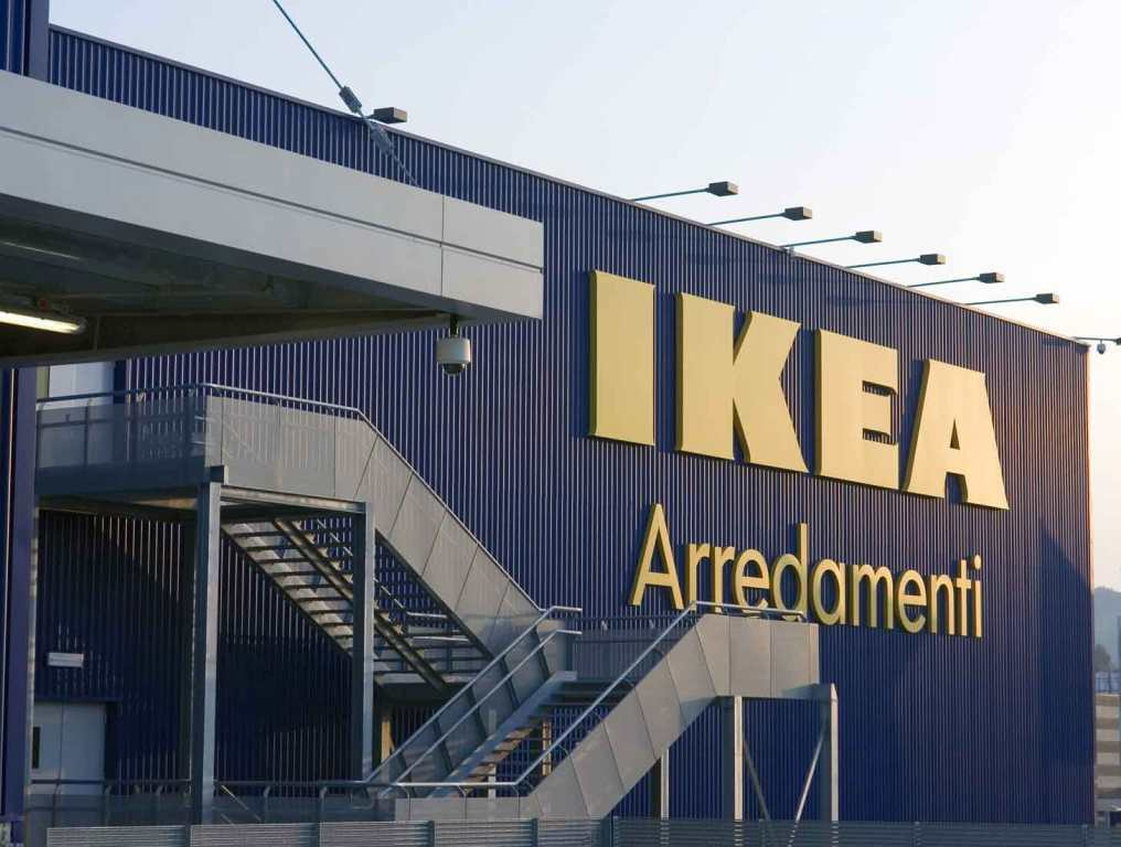 Ikea Exterior Safety Staircase Promo Il Pensiero In Opera