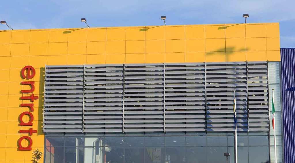 Ikea Brise Soleil Promo Il Pensiero In Opera