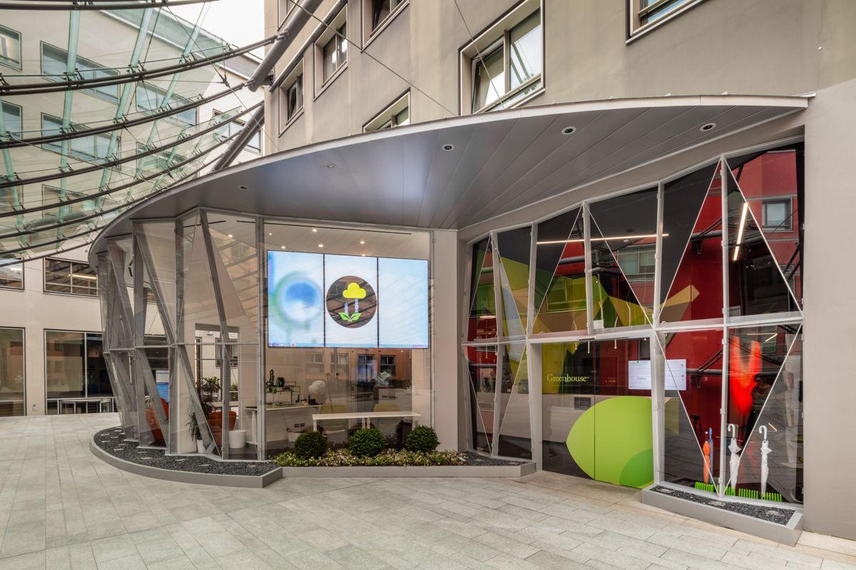 Deloitte - Glazed facade - Promo - Il pensiero in opera 2d831d65401